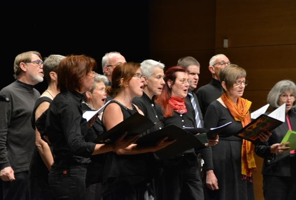 Chant choral adultes